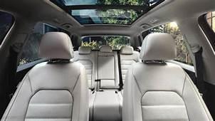 Volkswagen Golf Sportsvan 2018 Dimensions Boot Space And