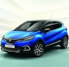 Starkes Paket Renault Captur Version S Welt