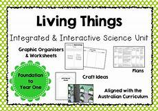 integrated and interactive science unit living things for years f 1 2 australian curriculum