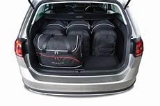 Kjust Vw Golf Variant 2013 Kofferraumtaschen Set 5 Stk