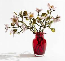 design fiori incredibly realistic fresh and wilting glass flowers by