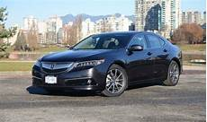 car review two into one makes acura s tlx