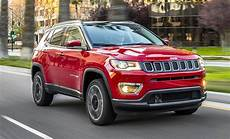 Road Test 2017 Jeep Compass Outfitted With More Power