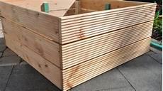Hochbeet Holz Selber Bauen - hochbeet selber bauen 187 aus holz 187 anleitung mit bildern