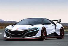 rendered 2020 acura nsx type r acura connected