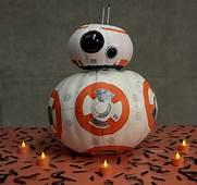 A Star Wars BB 8 Jack OLantern Was An Adorable