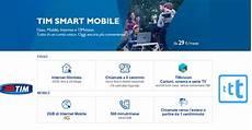 fisso e mobile tim smart mobile fisso mobile e timvision a 29
