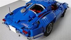 lego technic 1963 corvette c2 stringray
