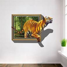 New Creative Wall Sticker 3d Three Dimensional Wall