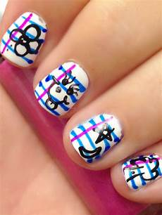 pictures back to school nail art ideas school theme