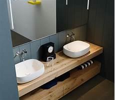 mobile lavello bagno arredo bagno legno grezzo rovere antico l 170 cm