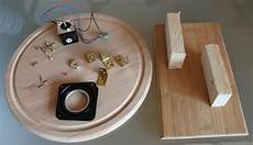 fully automatic photography turntable tinkerforge