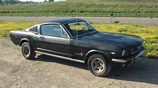 rusting 1966 mustang fastback