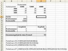Microsoft Excel Index Und Vergleich Alternative