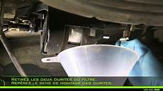 valeo fuel filter montage d un filtre 224 carburant en