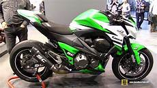 2015 kawasaki z800 with sc project exhaust and custom