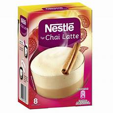 Chai Latte Pulver - nestle coffee shop special type chai latte milk tea