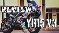R15 V3 Modif Moge by Yamaha R15 New V3 Modif Moge Hedon Broooo