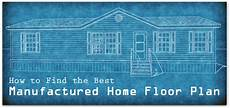 how to find the best manufactured home floor plan