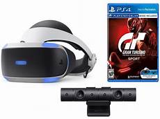 sony playstation vr gran turismo sport bundle newegg