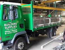 aluminium side panels for trucks wagons and trailers fleetwood sheet metal