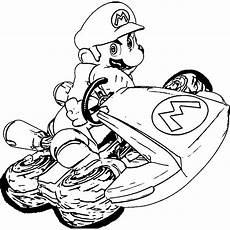 mario coloring pages free on clipartmag