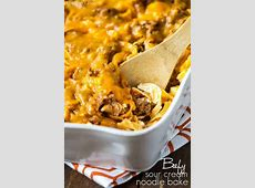 cottage cheese noodle bake_image