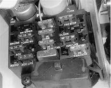 fuse box under hood 1998 jeep wrangler dash fuses 1993 jeep fig fig 1 dash fuse panel 1992 wrangler shown jeep