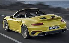 2016 porsche 911 turbo s 2016 porsche 911 turbo turbo s facelift revealed