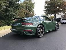 dealer inventory 2018 porsche 911 turbo s coupe paint to