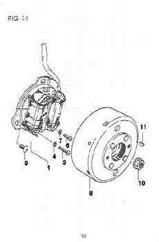 2 stroke scooter wiring diagram qingqi scooter parts 50cc 2 stroke engine stator electrical flywheel parts qmqt 50 engine