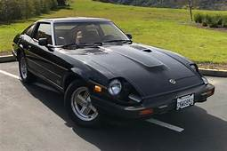 Single Family Owned 1983 Datsun 280ZX Turbo 5 Speed For