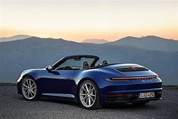2020 Porsche 911 Carrera S Makes Top Down Change With
