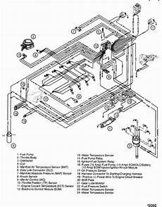 Mercruiser Mx 6 2l Mpi Mie Wiring Harness Efi Parts