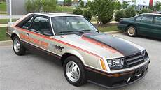 1979 ford mustang pace car t115 st charles 2009
