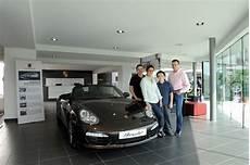 Porsche Zentrum 5 Seen Gilching Quot In Der Dritten
