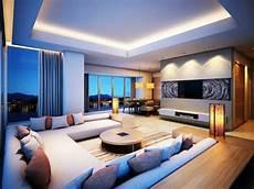 licht im wohnzimmer indirekte beleuchtung ideen wie sie dem raum licht und