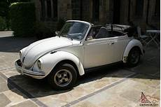 1973 Volkswagen Beetle Karmann Convertible