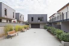 maison des projets 16 logements seniors 192 plesnois kl architecture