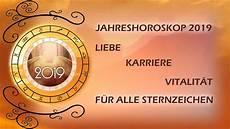 Jahreshoroskop 2019 Stier - jahreshoroskop 2019 f 252 r alle sternzeichen