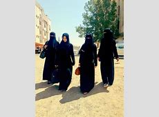 Styles of Hijab followed in Saudi Arabia   HijabiWorld