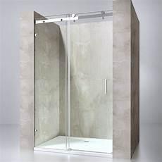 Duschabtrennung Für Nische - duschkabine dusche schiebet 252 r mit nano 8mm esg