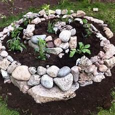 building an herb spiral at oxford school herb spiral