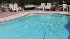 pool plaster lansdale pa stonescapes salt pepper pebble youtube