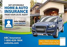 agency car insurance insurance postcards insurance direct mail for insurance