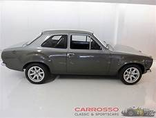 Classic 1970 Ford Escort Mk1 RS1600 For Sale  Dyler