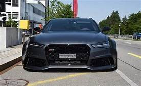 Audi A6 RS6 C7 Avant Tuning Widebody Photo  Cars