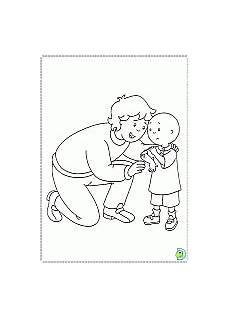 Malvorlagen Caillou Mp3 Caillou Coloring Pages Colouring Caillou Dinokids Org