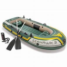 intex schlauchboot seahawk 3 set 68380