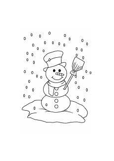 Malvorlagen Schneemann Comic Weihnachtsausmalbilder Malvorlagen Adventszeit Weihnachten
